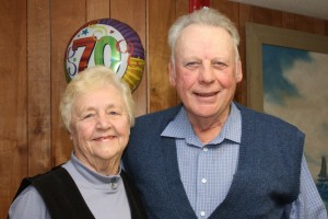 Myron and Darlene Schober